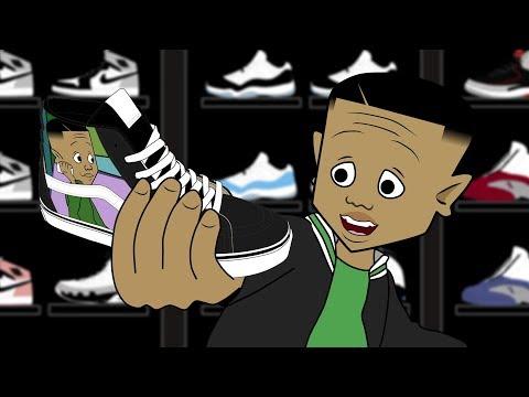 Lil Ron Ron Got His Own Shoe!