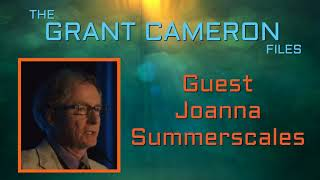 Grant Cameron  Guest Joanna Summerscales