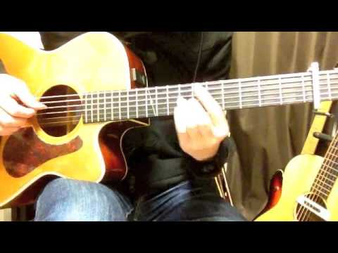 Maple Leaf Rag (Scott Joplin) -on Guitar - YouTube