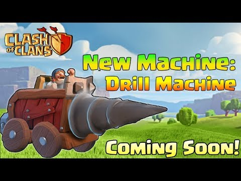 New Machine in Workshop :