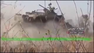الجيش السوري يحرز تقدماً شرق ميدعاني وحوش الضواهرة في الغوطة الشرقية