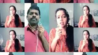 மானின் இரு கண்கள் கொண்ட மானே| Manin Meethu Kangal Konda - Mappilai -Pugal