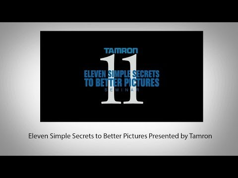 11 Simple Secrets to Better Pictures