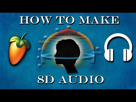 How To Make A 8D Song / Audio  In 5 Minutes
