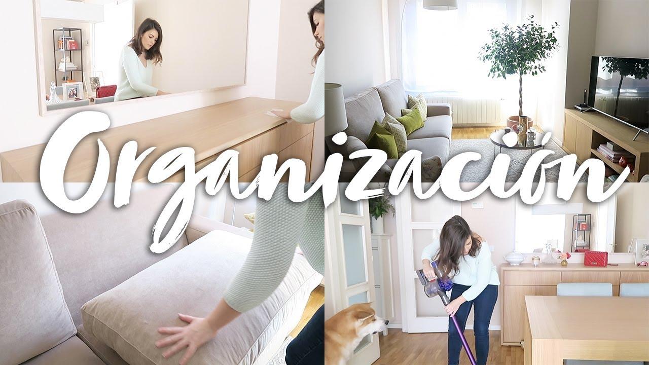 Como ordenar la casa rapidamente - Como limpiar y ordenar la casa ...