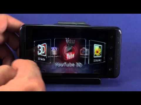 LG Optimus 3D P920 video review