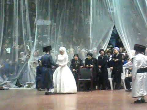Chosson Kallah Mitzvah Tanz - Sanz Klausenburg Wedding In Israel 2009 Part 27