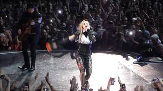 Madonna Rebel Heart Tour Like a Prayer Live in Prague