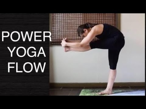 Scam or Legit? Strong Power Vinyasa Flow Yoga for Balance - 30 minutes (Intermediate and Advanced)