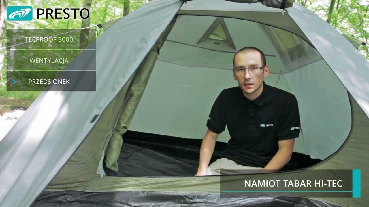 ograniczona guantity niesamowity wybór Zjednoczone Królestwo Namiot turystyczny Tabar 3 Hi-Tec na www.sklep-presto.pl