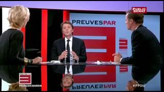 Invité : François Baroin - Preuves par 3