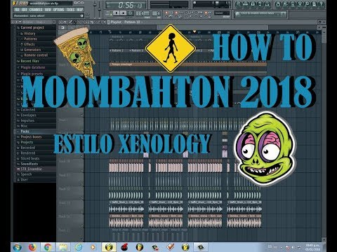 Como hacer Moombahton + Free Samples & Presets  by Charlie Dens