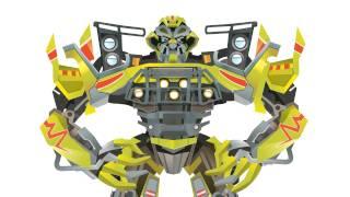 RATCHET Transform - Short Flash Transformers Series