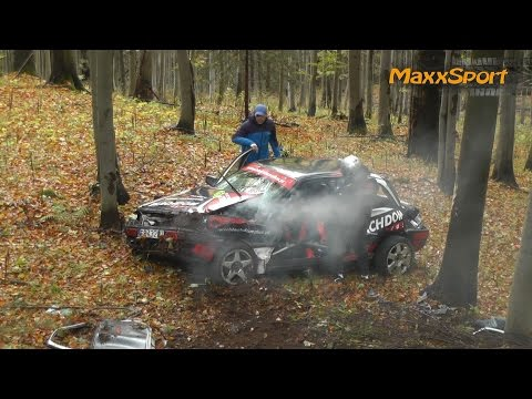 Rally Crash Compilation 2015 Part 2