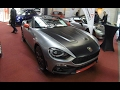 FIAT ABARTH 124 SPIDER COMPILATION 2: WHITE AND SILVER !! WALKAROUND AND INTERIOR !!