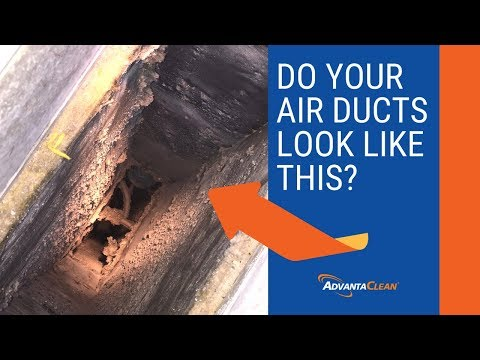 Air Duct Cleaning Services - Should I Clean My Air Ducts?