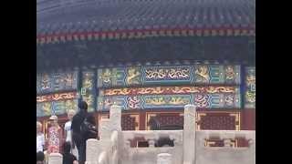 Пекин. Храм Неба - там, где живет гармония...(Единственный храм круглой формы в Пекине, связан с главнейшими государственными ритуалами жертвоприношен..., 2015-06-10T17:10:35.000Z)