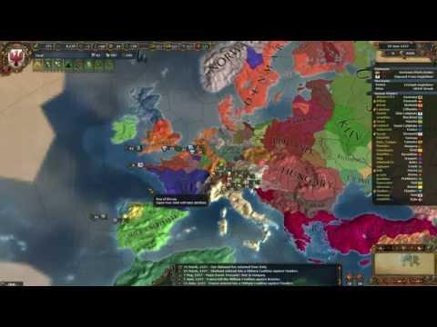 The Shia-French Alliance [2] Tirol EU4 MP w/Fans