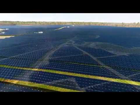Duke Energy Monroe Solar Facility