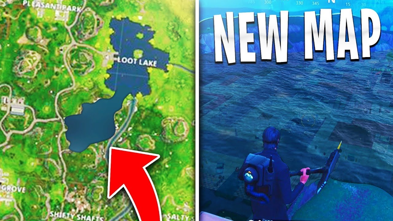 New Season  Map Coming To Fortnite Replacing Tilted Towers Fortnite New Map