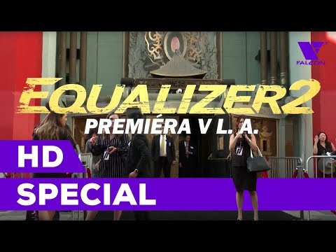 Equalizer 2 (2018) HD video z L. A. premiéry [CZ tit.]