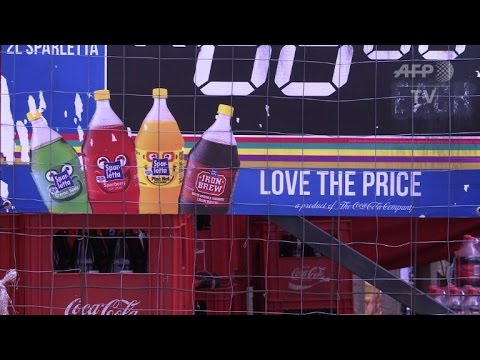 Soft drink sugar tax hits South Africa
