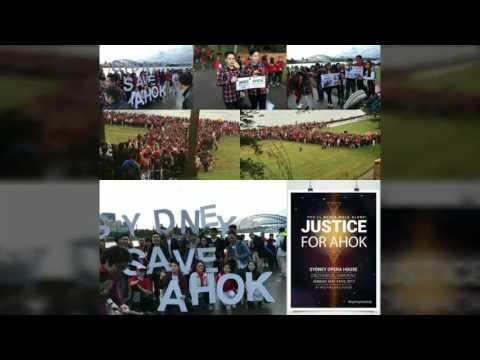 Ahok Go Global: Support from Dallas, Paris, Bonn, Vancouver, etc. Justice for Ahok