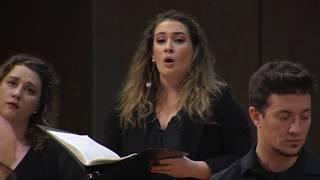 UNT Collegium Singers: Dietrich Buxtehude's Membra Jesu Nostri