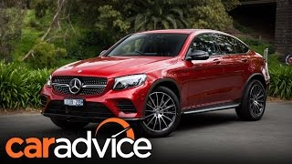 2017 Mercedes-Benz GLC Coupe Review | CarAdvice(, 2016-11-27T19:00:00.000Z)