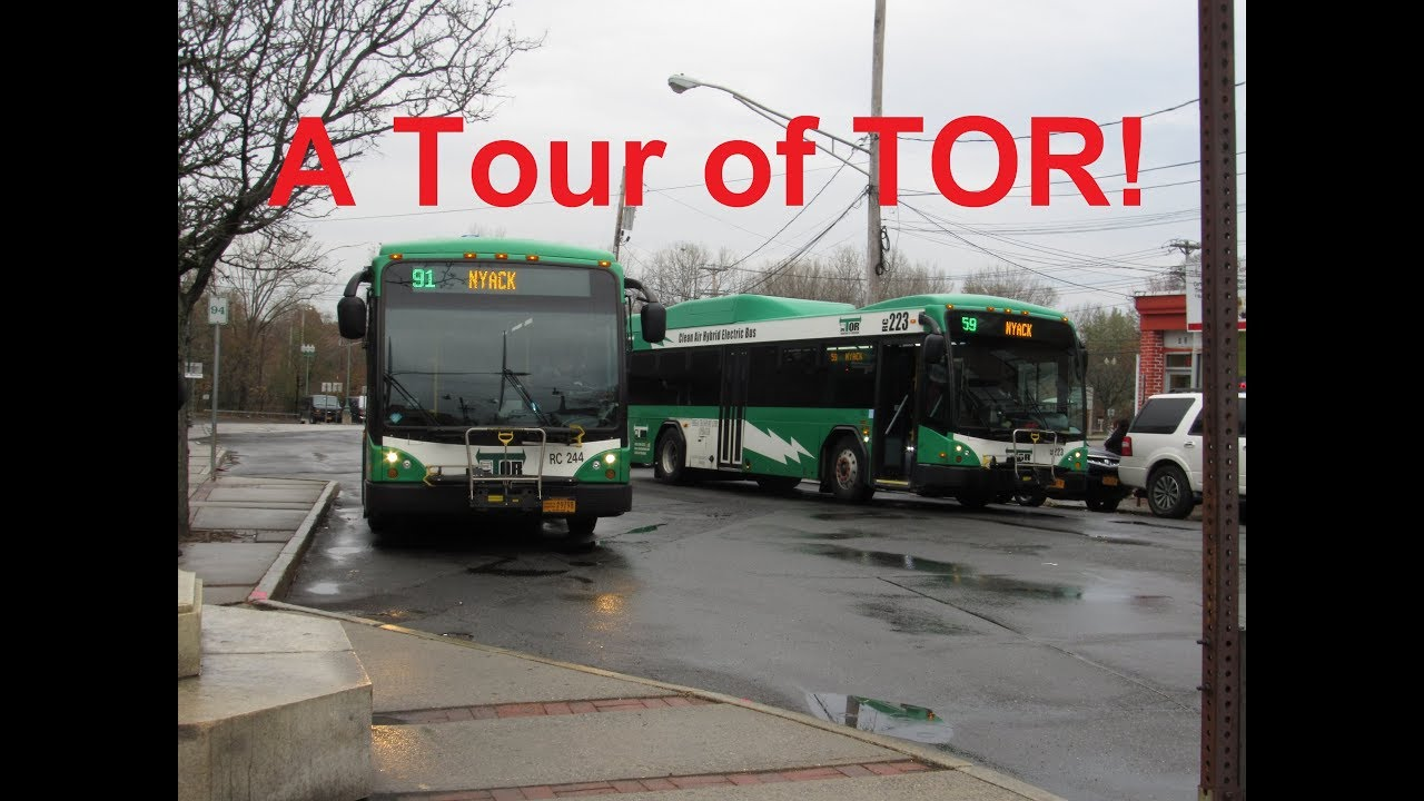 neoplandude s5ep47 a tour of tor(transport of rockland county