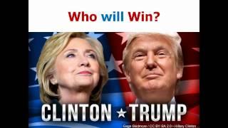 Дональд Трамп и Хиллари Клинтон. ЭТОГО вы никогда не видели раньше !!!