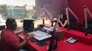 ANANTRA entrevista en Radio Bavaro República Dominicana (Punta Cana)
