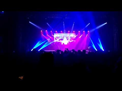 Maite Perroni - Así Soy (Live Tour - Curitiba)