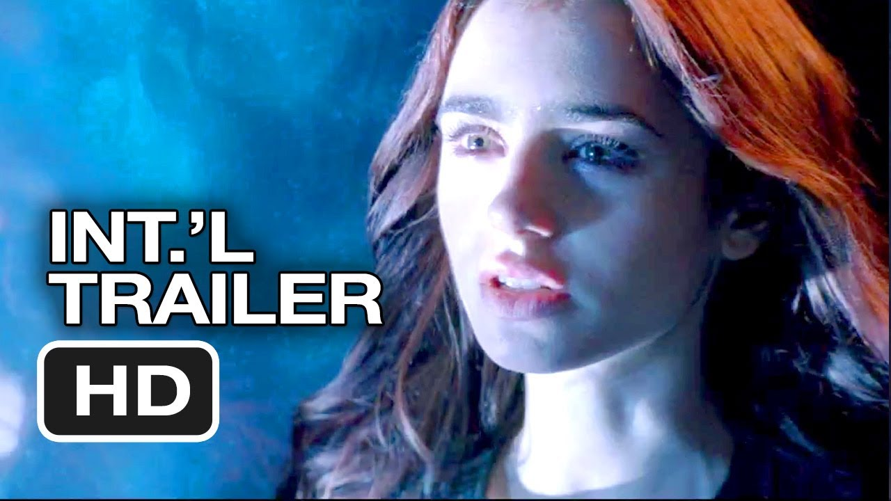 The Mortal Instruments City Of Bones Official Int L Trailer 1 2013 Lily Collins Movie Hd Youtube