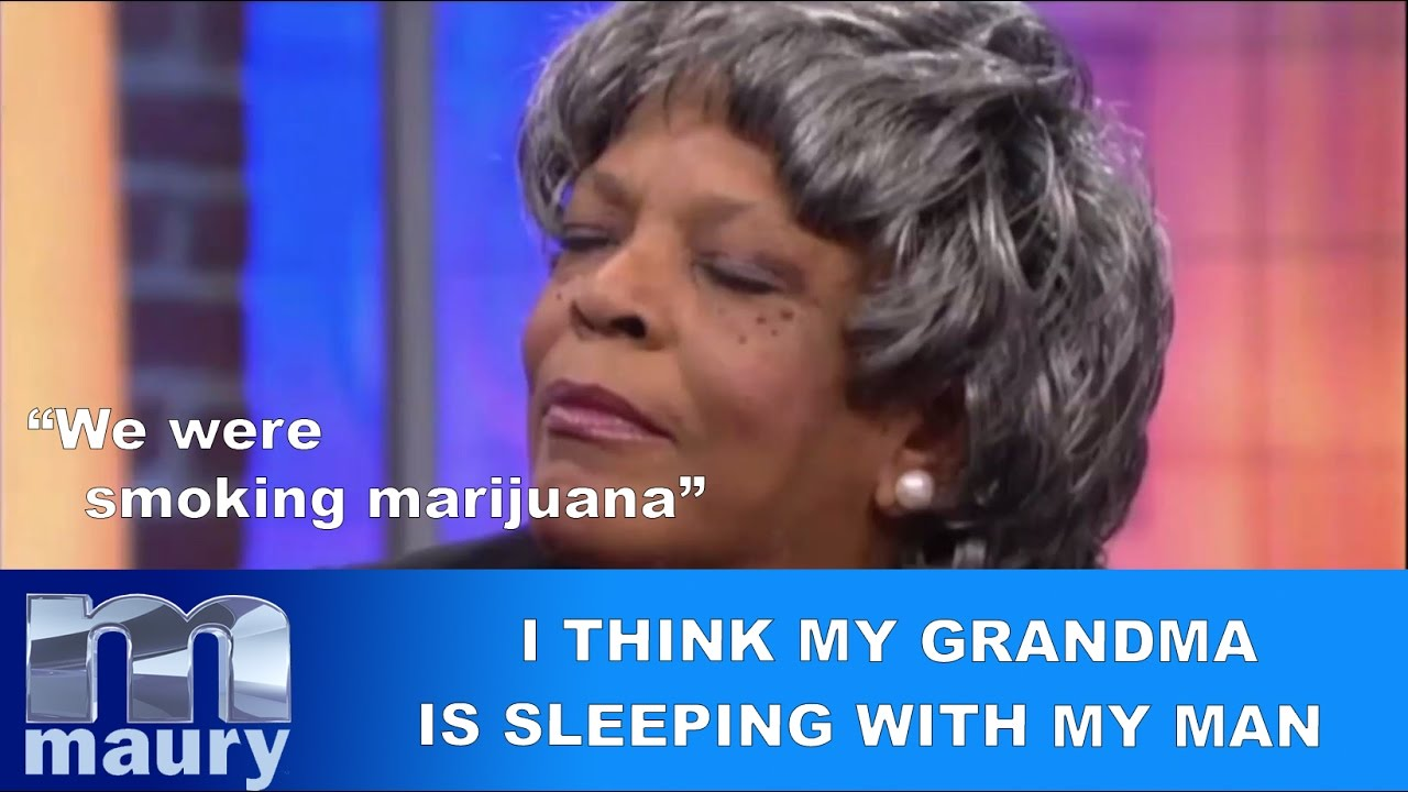 The Maury Show  I Think My Grandma Is Sleeping With My -6910
