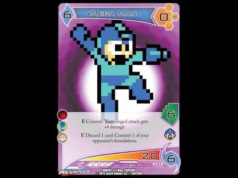 Total Justice Mega Man Review 2