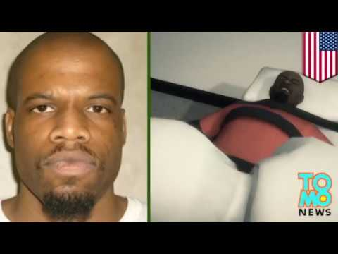 Death penalty controversy: Man takes 43 min to die in botched execution