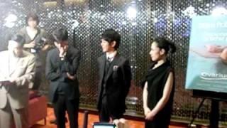 Villain AKUNIN de Lee Sang Il la Entrevista a los artistas
