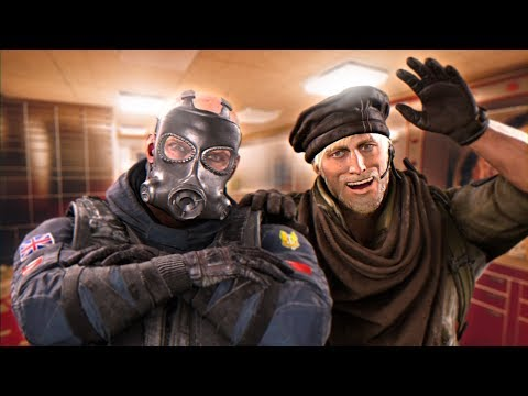 Rainbow Six Siege moments to watch with your friends