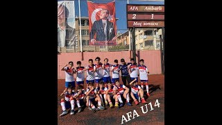 AFA & Ambarlı