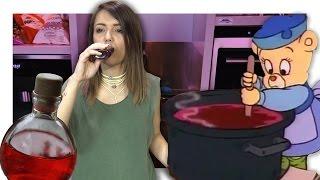 Wie schmeckt der Gummibeerensaft aus Disneys Gummibärenbande?
