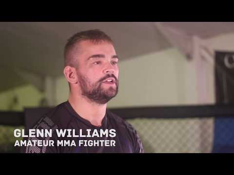 Glenn Williams - Interview at Nails Fight Centre