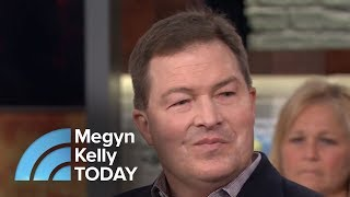 Firefighter Opens Up About Overwhelming Stress As A Firefighter | Megyn Kelly TODAY
