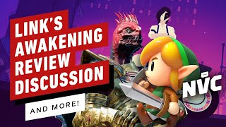Our Link's Awakening AND Sayonara Wild Hearts Review Discussions and More! - NVC 475
