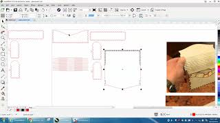 Corel Draw Tips & Tricks Eye Glass case and how to test your cuts