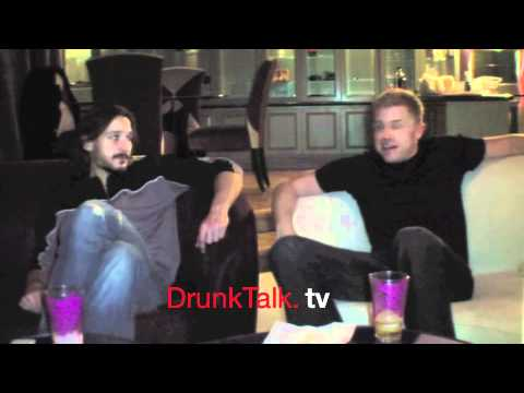 Television and Movie Ideas from Drunk Talk