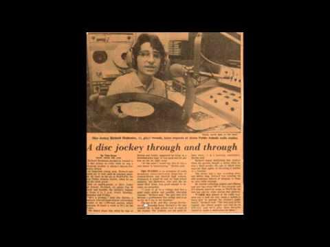 Rick Allen 89.1 WAPS Akron Ohio 1982 Radio Aircheck