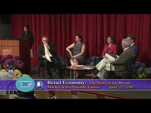 Creating Community Together 2017:   Retail Economy Speaker Panel