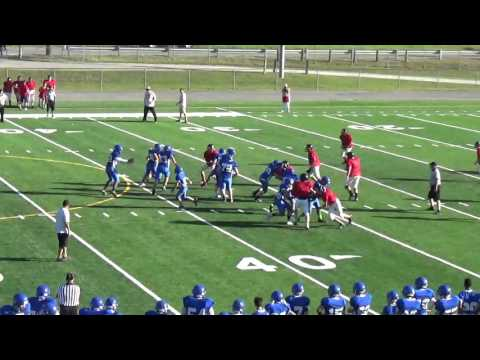 Logan Middle TD ran in by David Early