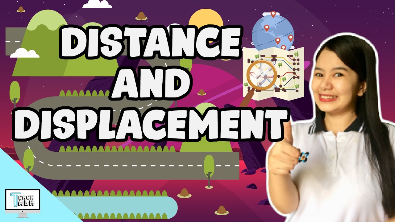 Download Distance and Displacement   Physics